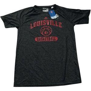 Louisville Cardinals Basketball adidas T-Shirt